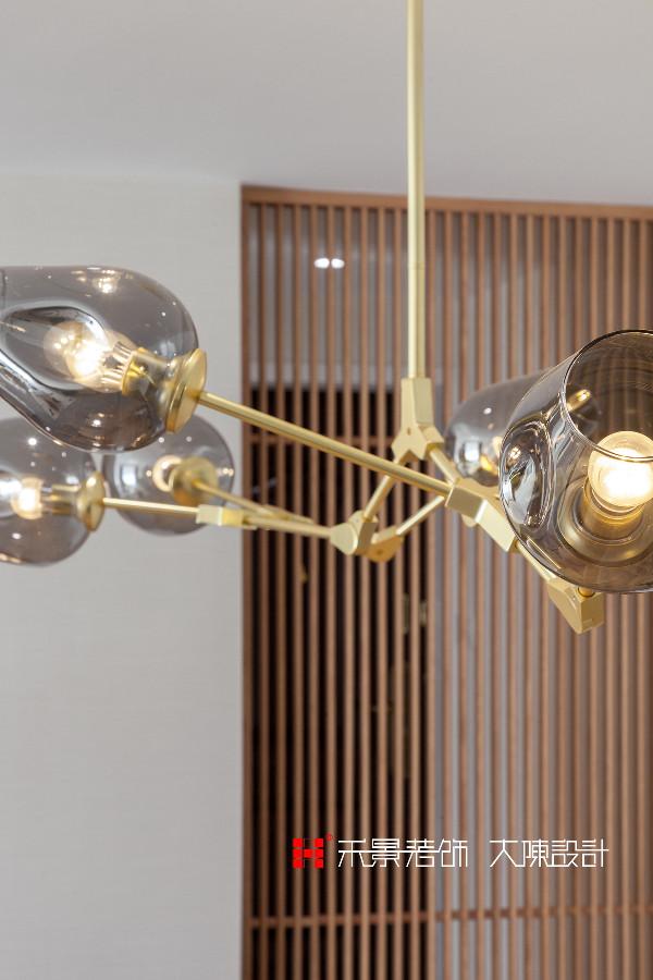 餐厅吊灯细节图