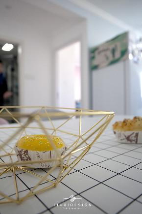 二居 白领 收纳 80后 简约 小资 黑科技 餐厅图片来自久栖设计在【久栖设计】北京旗胜家园丨流年的分享