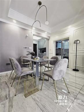 轻奢 装修 效果 餐厅图片来自重庆兄弟装饰黄妃在让设计与生活互动,御龙天峰装修的分享