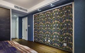 卧室图片来自家装大管家在123平简洁现代3居 实用精致生活的分享