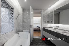 别墅 小资 卫生间图片来自禾景大陈设计在禾景作品丨适度设计,顺势而为的分享