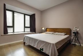 简约 三居 小资 卧室图片来自王玲在让家愉悦自己的分享