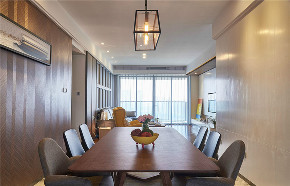 简约 一居 旧房改造 小资 80后 餐厅图片来自北京今朝装饰在现代简约大一居的分享
