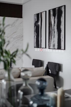 简约 别墅 小资 收纳 黑白灰 其他图片来自兄弟装饰-蒋林明在光华安纳溪湖别墅设计的分享