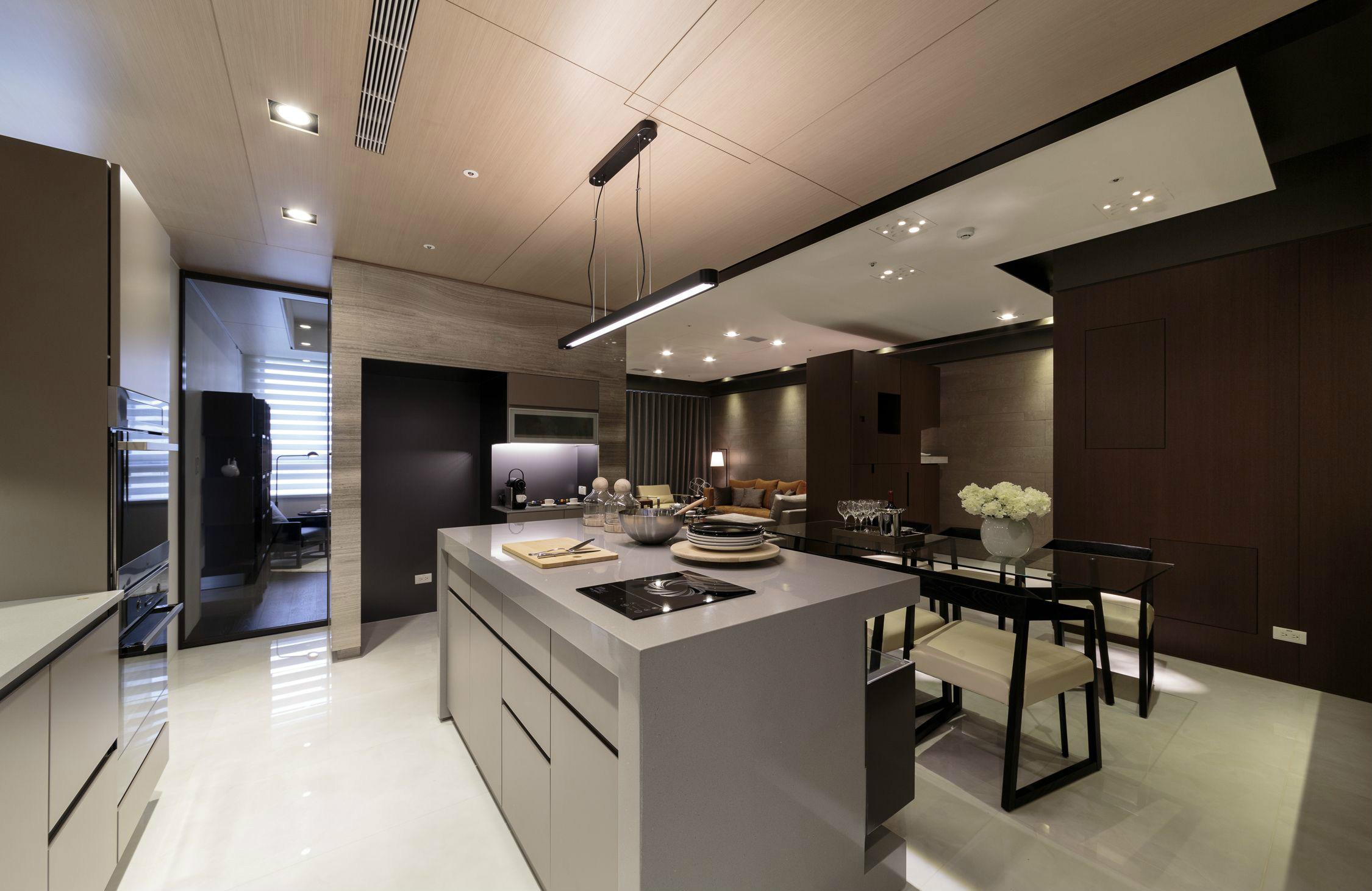 后现代 二居 收纳 旧房改造 80后 小资 厨房图片来自北京今朝装饰在敞开式风格舒适大方的分享