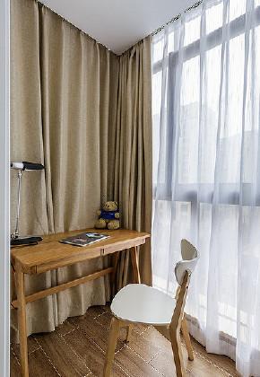 阳台图片来自家装大管家在美轮美奂 98平日式北欧混搭空间的分享