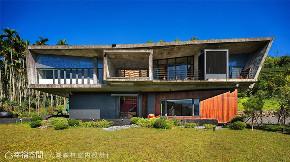 装修设计 装修完成 别墅 其他图片来自幸福空间在311平,轻触大地 (建筑篇)的分享