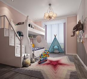 儿童房图片来自朱平波在新城国际(香港之夜)的分享