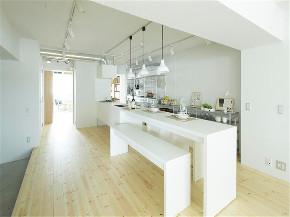 日式 二居 白领 旧房改造 80后 厨房图片来自北京今朝装饰在日式风格的分享