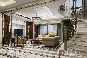 简约 欧式 二居 三居 别墅 小资 80后 客厅图片来自luther520在新古典的分享