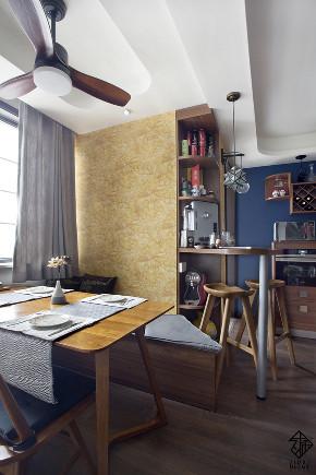 三居 混搭 收纳 旧房改造 久栖设计 室内设计 装修设计 色彩 软装 餐厅图片来自久栖设计在【久栖设计】颜色采集站的分享