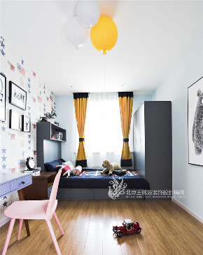 儿童房图片来自王凤波设计机构在新城名苑呼和浩特的分享