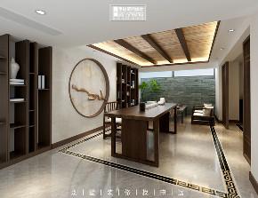别墅装修 申远 北京申远 书房图片来自申远空间设计北京分公司在北京申远空间设计-别墅装修的分享