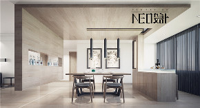 简约 现代 白领 收纳 旧房改造 80后 餐厅图片来自尼欧 | NEO设计在尼欧—《简居》的分享