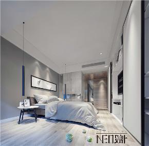 现代 三居 白领 收纳 旧房改造 80后 小资 卧室图片来自尼欧 | NEO设计在尼欧—《灰姑娘》的分享