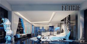 简约 二居 混搭 白领 旧房改造 收纳 80后 小资 客厅图片来自尼欧   NEO设计在尼欧—《白色光影》的分享