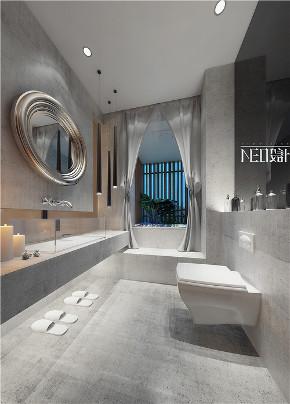 现代 三居 白领 收纳 旧房改造 80后 小资 卫生间图片来自尼欧 | NEO设计在尼欧—《灰姑娘》的分享
