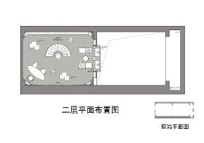 简约 现代 商业设计 展厅设计 白领 旧房改造 80后 小资 户型图图片来自尼欧 | NEO设计在尼欧—《S.Landot》的分享