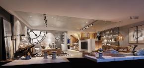 北欧风格 工业风 别墅 白领 收纳 旧房改造 80后 小资 客厅图片来自尼欧   NEO设计在尼欧——《归宿》的分享