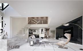 简约 别墅 白领 收纳 旧房改造 小资 客厅图片来自尼欧 | NEO设计在尼欧作品《自在与灵动》的分享
