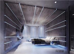 简约 现代 别墅 白领 收纳 旧房改造 小资 卧室图片来自尼欧 | NEO设计在尼欧—《K先生的家》的分享