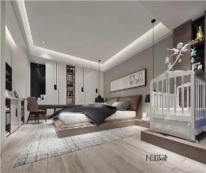 现代 三居 白领 收纳 旧房改造 80后 小资 卧室图片来自尼欧 | NEO设计在尼欧—《静居雅境》的分享
