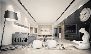 简约 现代 白领 收纳 旧房改造 80后 客厅图片来自尼欧   NEO设计在尼欧—《简居》的分享