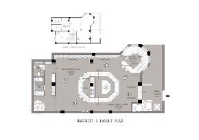 简约 现代 别墅 白领 收纳 旧房改造 小资 户型图图片来自尼欧 | NEO设计在尼欧—《K先生的家》的分享