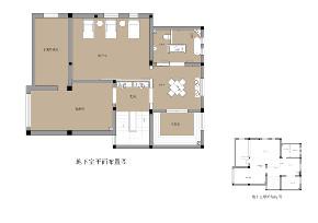 尼欧设计师 美式 别墅 福州设计师 户型图图片来自尼欧   NEO设计在尼欧—《高级灰+奢华金》的分享