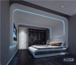 简约 别墅 白领 收纳 旧房改造 小资 卧室图片来自尼欧 | NEO设计在尼欧作品《自在与灵动》的分享