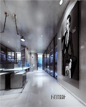 简约 现代 别墅 白领 收纳 旧房改造 小资 衣帽间图片来自尼欧 | NEO设计在尼欧—《K先生的家》的分享