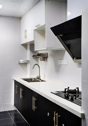 厨房图片来自家装大管家在57平北欧混搭空间 简简单单生活的分享
