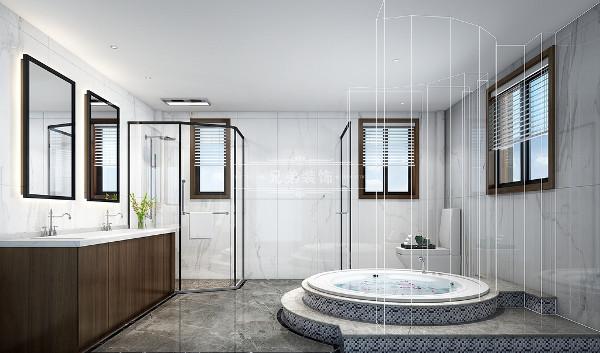 """主人把主居室布满了中式元素,它独特的魅力也会吸引很多的视线,通过材质线条色彩搭配达到""""雅致""""的效果。"""