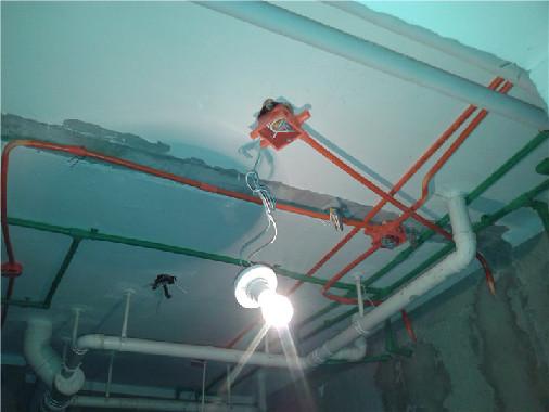 水电布局怎么走线?
