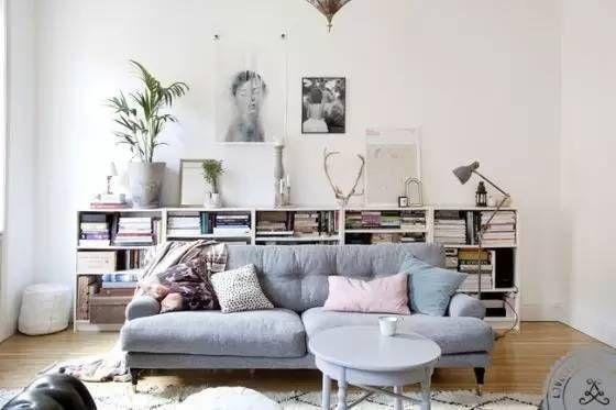 把沙发往前挪10厘米,客厅立马大了5平米!