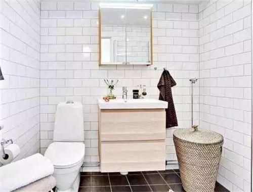 搞不定卫浴柜,你的卫生间可以说是很low了!