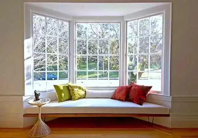 找个有飘窗的房子,过理想中的生活