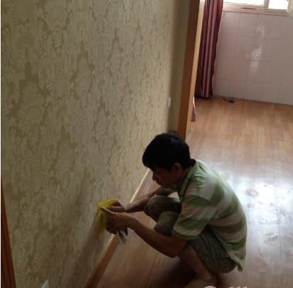 【装修现场】油漆施工现场的讲究
