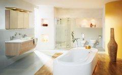 装修秘籍之整治改造卫浴间诀窍