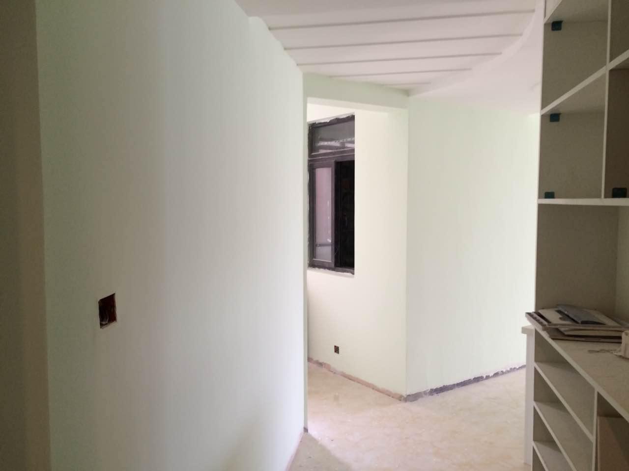 泰和家园漆工完工