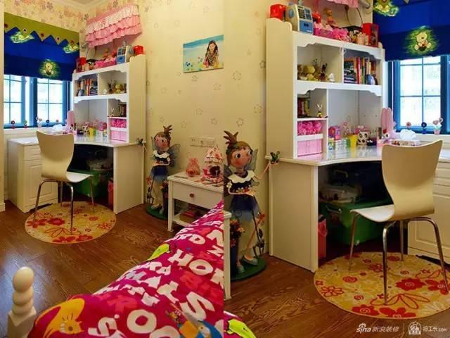 趣味又环保的儿童房,你欠你家宝贝一个欢乐王国!