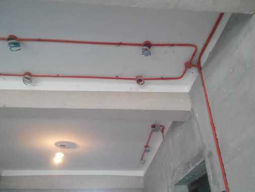 水电线路铺设施工