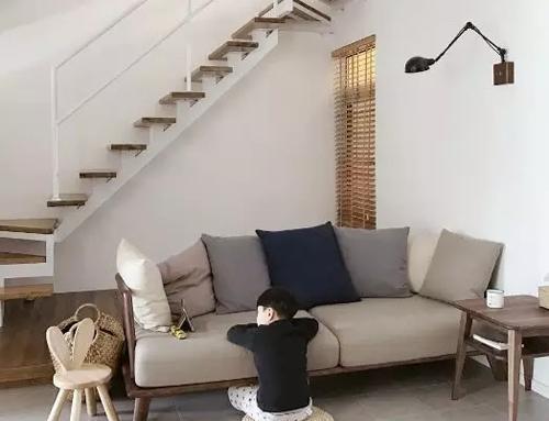 她用24w颠覆性改造130㎡的家,日式+北欧,环保舒适、造价低!