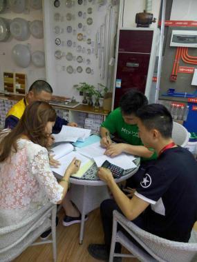 禹州中央海岸二期7号楼签约