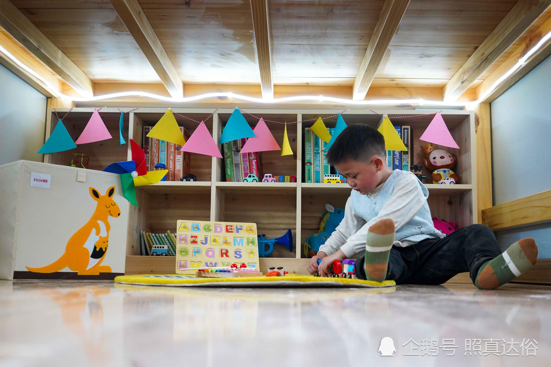 4口之家蜗居5平米,美女设计师改造后让人不敢相信这是自己家