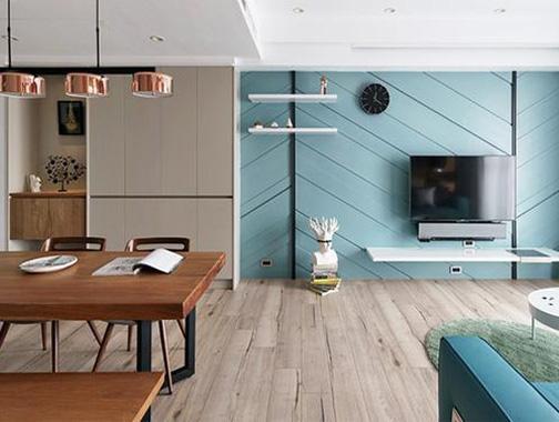 家里有了孩子东西放不下?看100平三口之家收纳空间如何扩两倍!