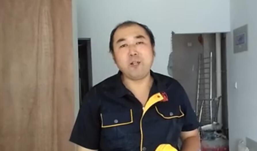 装修现场丨王金旺名辉豪庭业主房木工施工现场