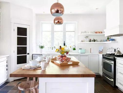 想让厨房井然有序又漂亮?你需要知道这5个法则