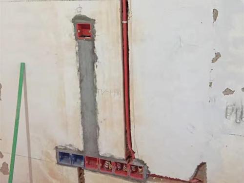 三室两厅水电施工
