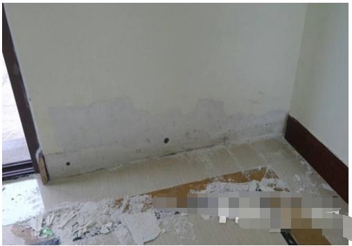家里墻壁滲水怎么處理方法